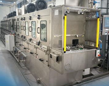 myjnia przelotowo-taktowa