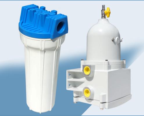 Filtr myjni przemysłowej
