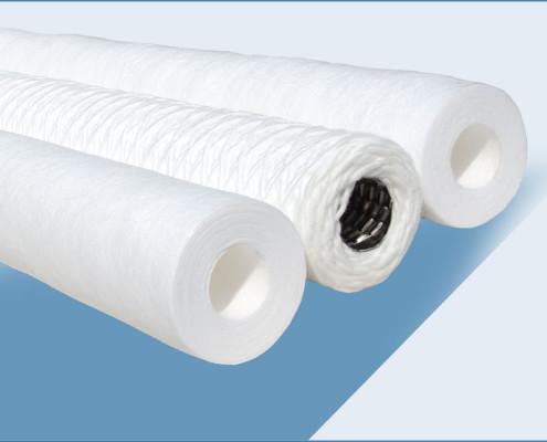 Wkłady filtracyjne myjni przemysłowej