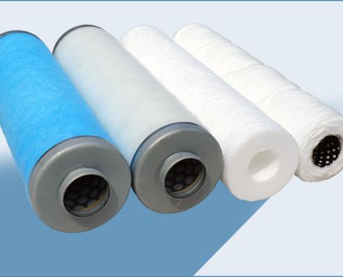Filtry myjni przemysłowej