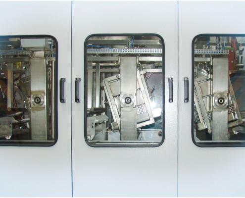 mycie przemysłowe części