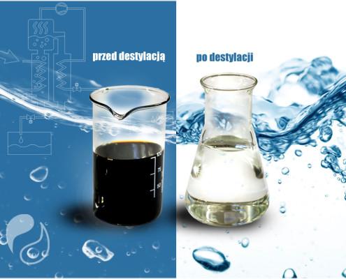 Destylat - 99% czystości