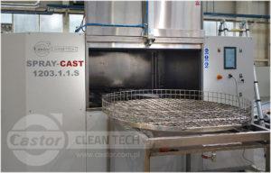 Myjnia przemysłowa