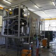 Budowa myjni przemysłowej