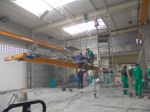 Budowa siedziby firmy Castor