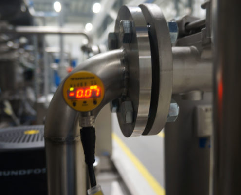 zautomatyzowane linie produkcyjne