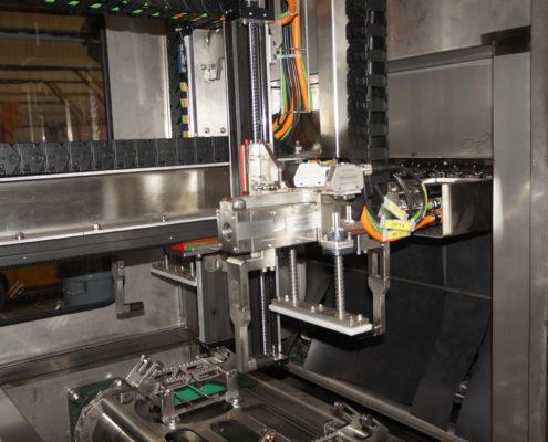 automatyzacja maszyn i kontrola procesów produkcyjnych