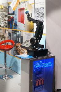 Surfex Castor robot