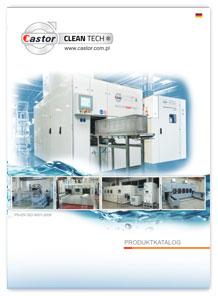 Technologia mycia przemysłowego w próżni