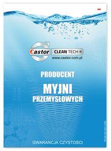 Myjnie przemysłowe - katalog produktów