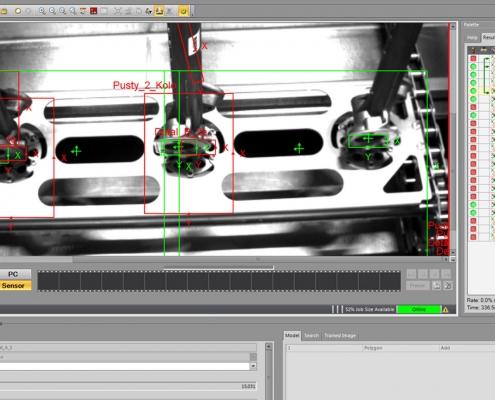 automatyzacja maszyn i kontrola procesów