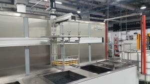 mycie przemysłowe - technologia ultradźwiękowa