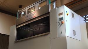 Przykład myjni ultradźwiękowo-natryskowej