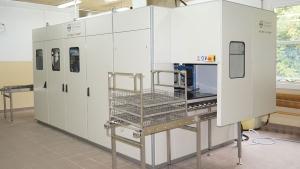 Zautomatyzowane myjnie ultradźwiękowe