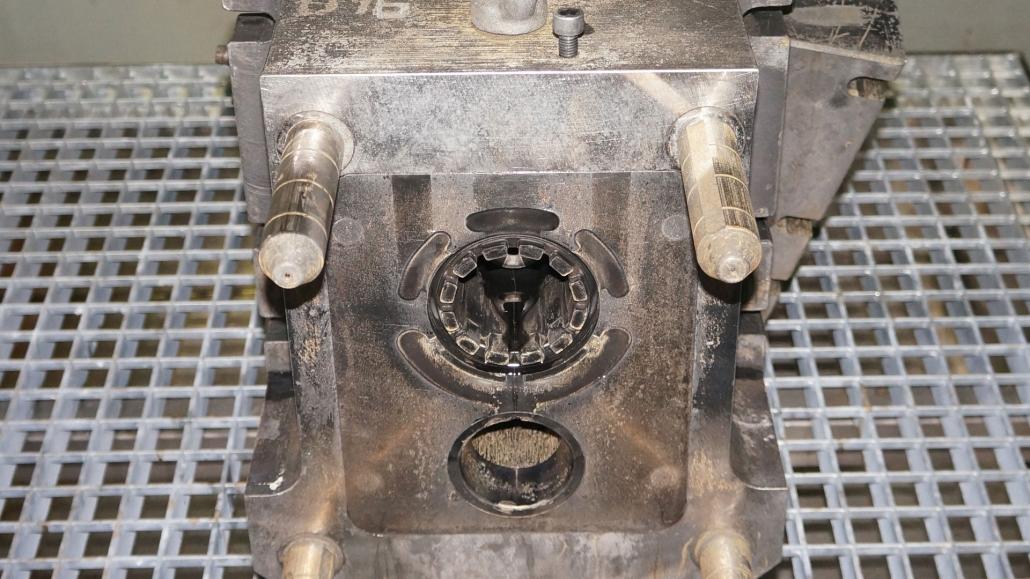 Mycie przemysłowe detali o dużych gabarytach