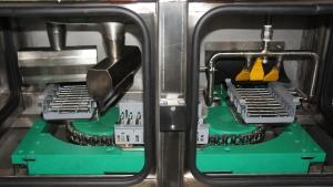 Mycie części przemysłowych