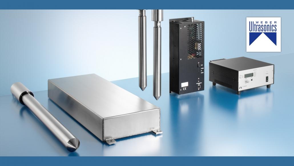 Myjnie ultradźwiękowe - generatory i przetworniki ultradźwiękowe