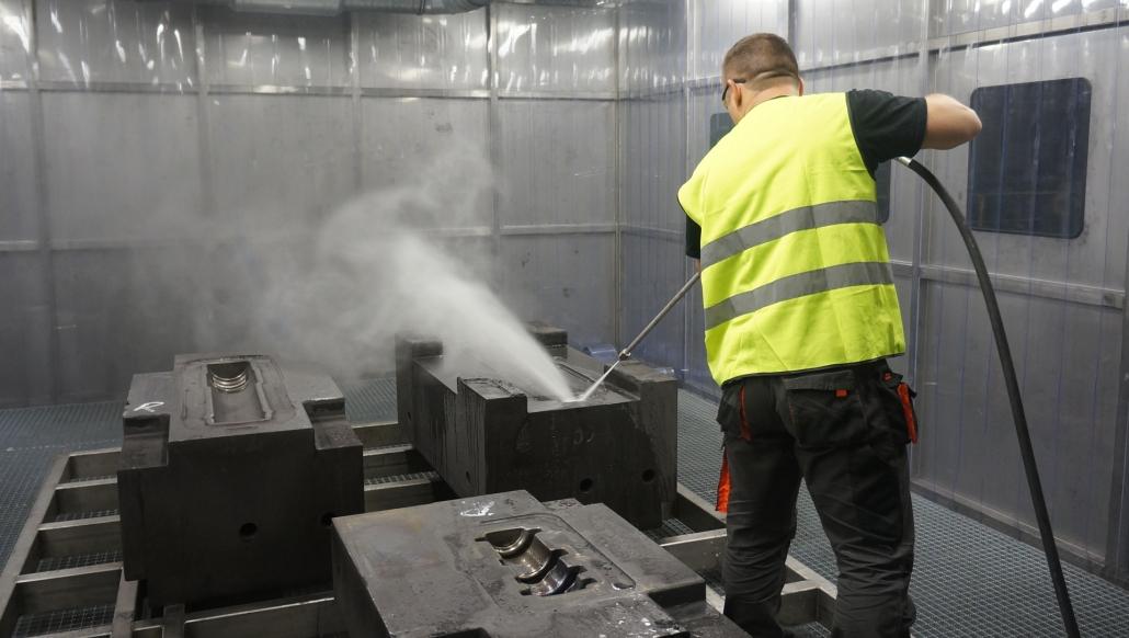 czyszczenie przygotowanie powierzchni