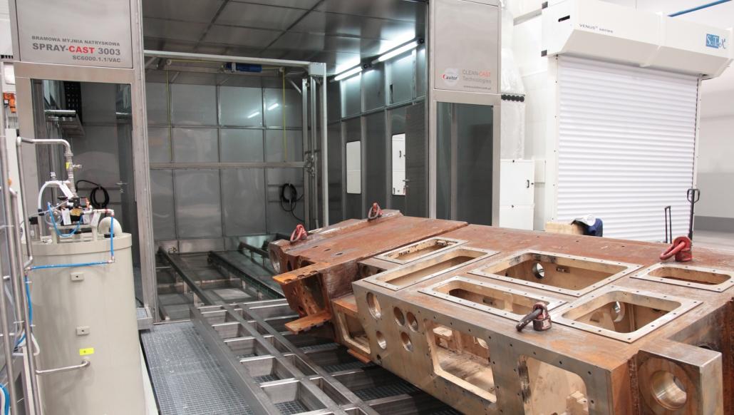 mycie przemyslowe powierzchni metalowych