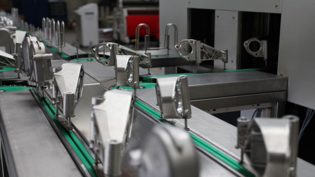 przemysłowe mycie detali