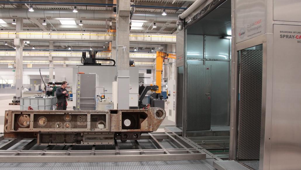 technologie mycia przemyslowego