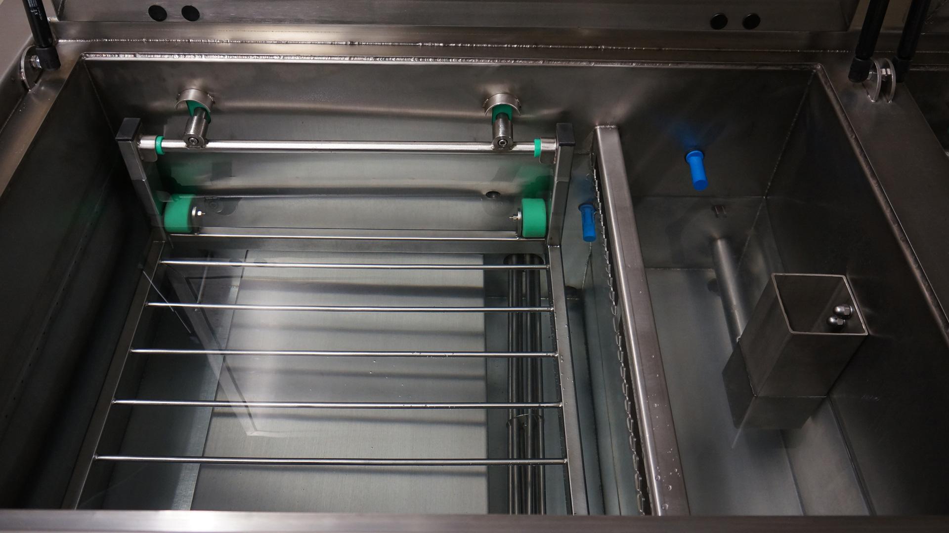 komora mycia ultradźwiękowego