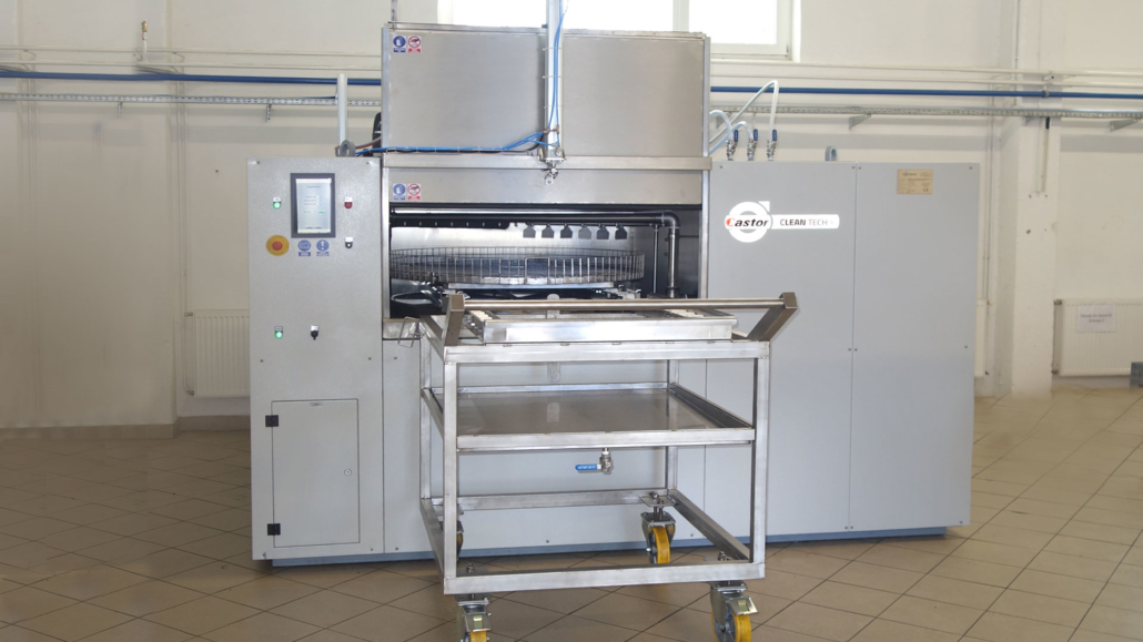 Parts Cleaning Systems