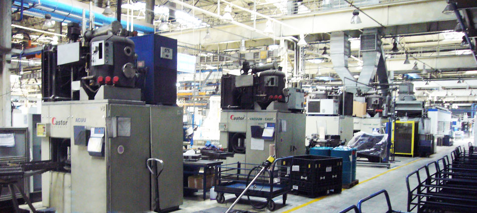 Technologie mycia przemysłowego