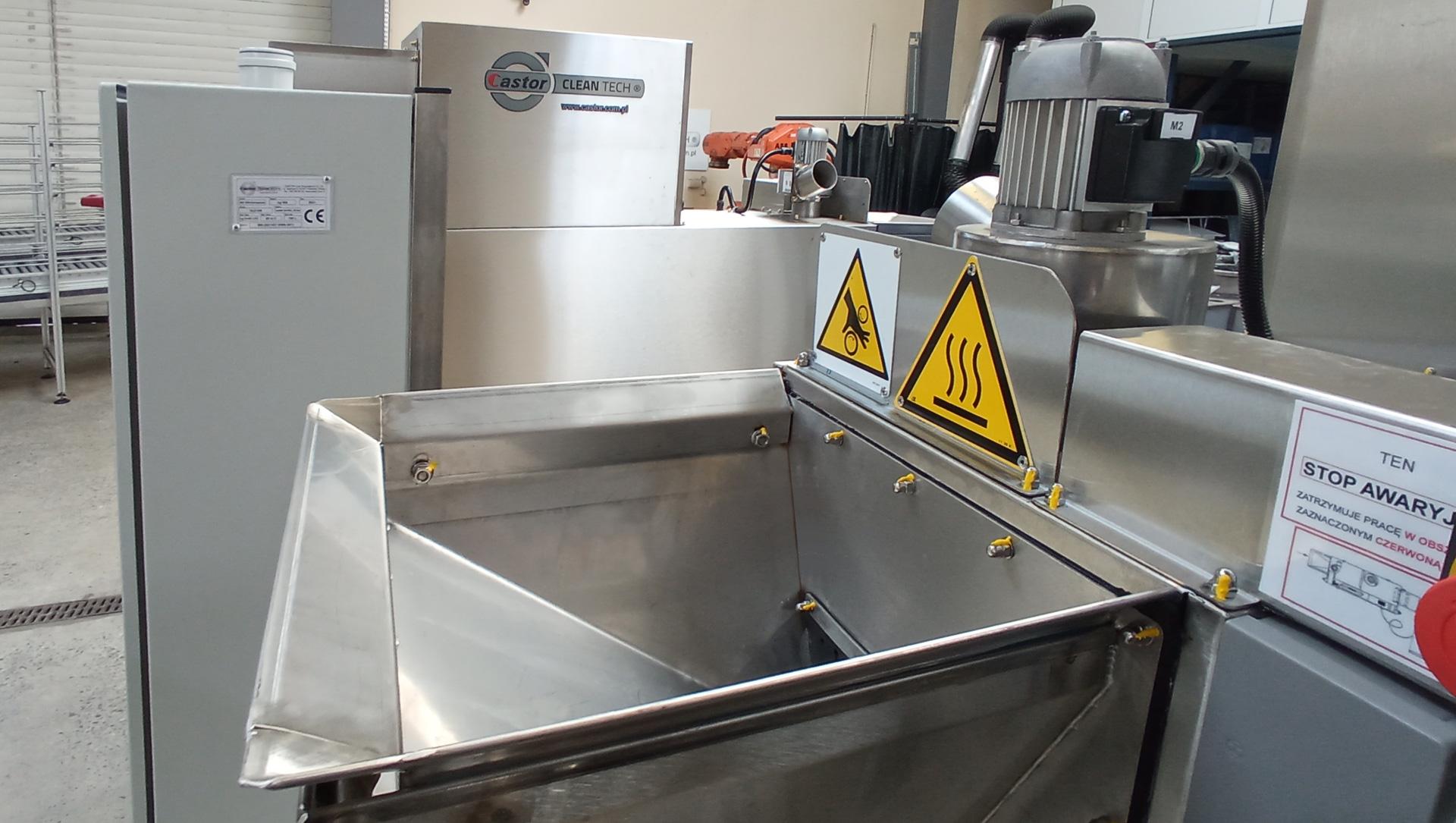 myjnie przemyslowe bębnowe