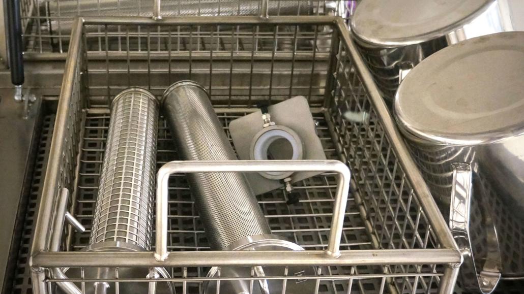 Urządzenie do mycia produktów