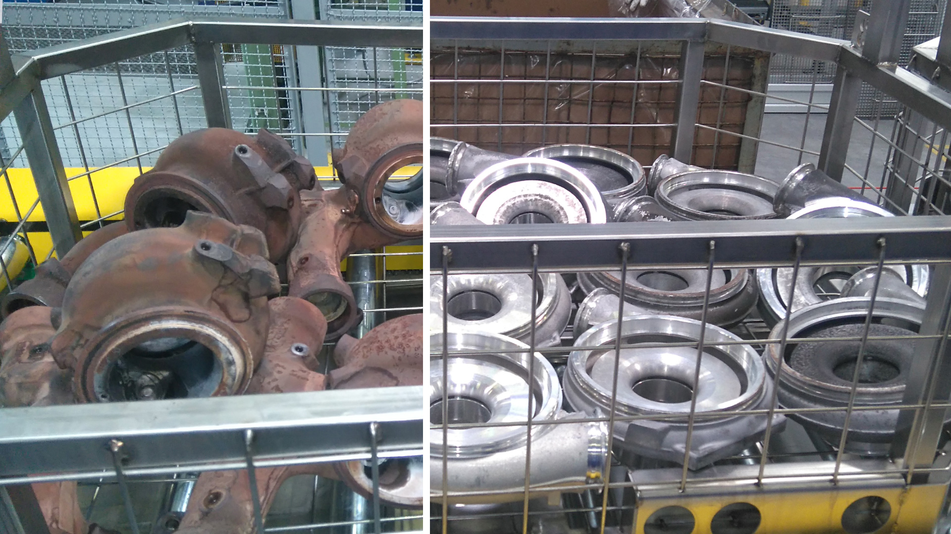 Regeneracja turbospreżarek