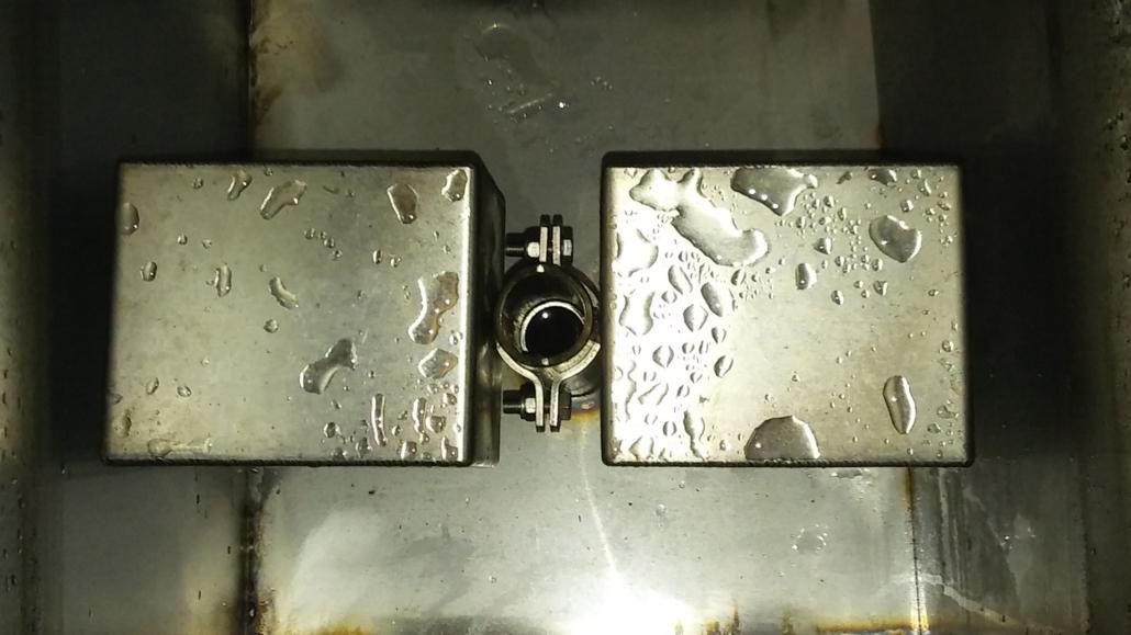 Separator olejowy myjni przemysłowej